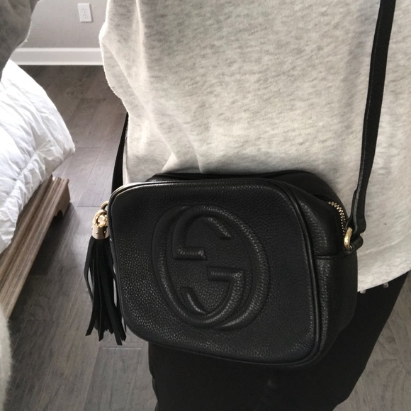 3c6c03c3a11e Gucci Bags | Soho Disco Leather Crossbody Purse | Poshmark